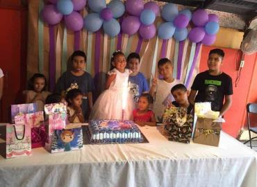 5º aniversario de Brenda Rivas