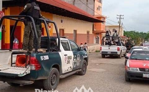 Vaquero traía unidad robada