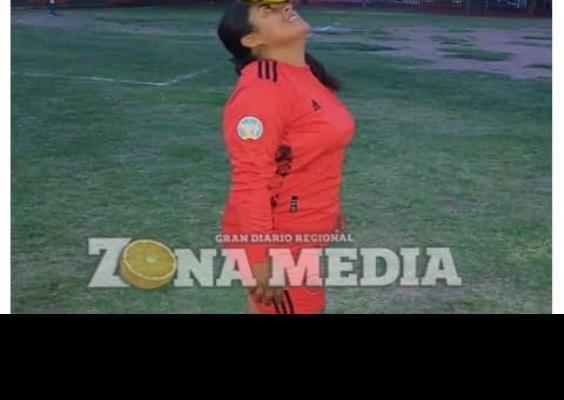 Marisela Martínez máxima goleadora