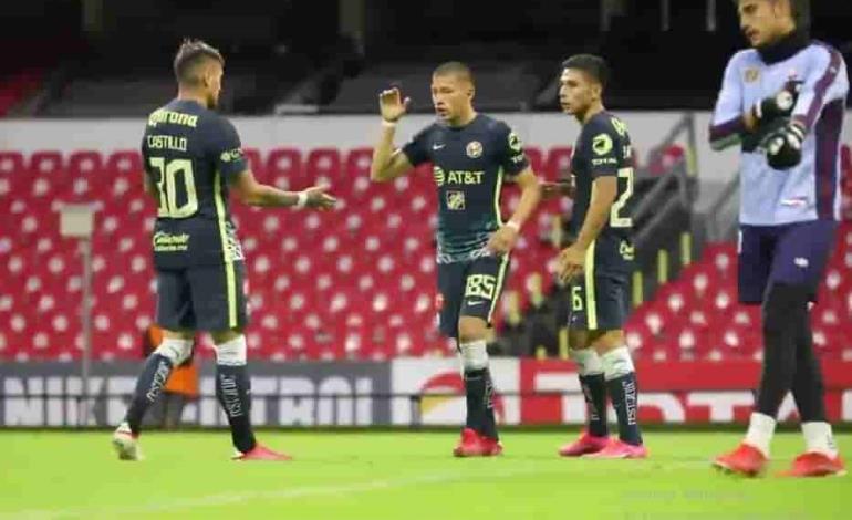 Cruz Azul arrasa en la Liga MX