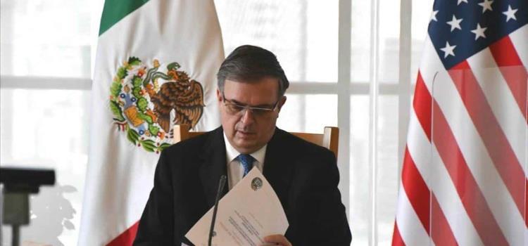 Condena México bloqueo a Cuba: SRE