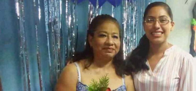 Pequeño convivio a Martha Hérnandez