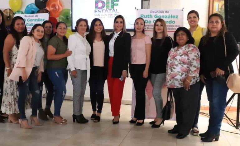 Ruth González de Gallardo trabajará sin distinciones