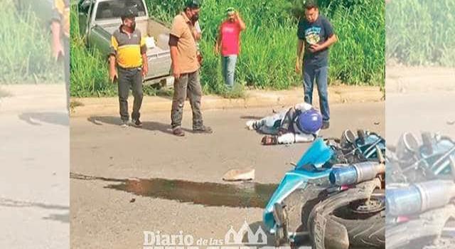 Imparable ola  de accidentes