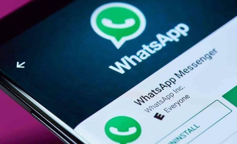 Roban por WhatsApp