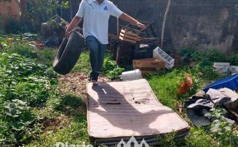 Casos sospechosos respecto al dengue