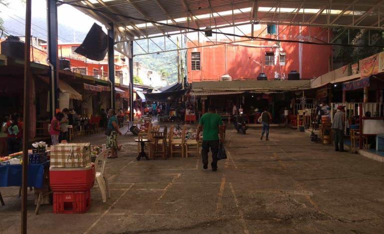 Suspenderán tianguis en Tamazunchale
