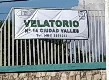 Abre velatorio el IMSS en Valles