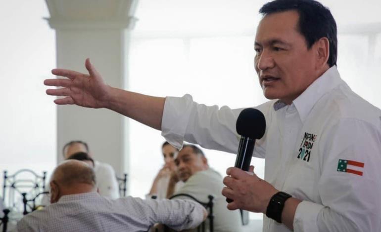 Niega Chong uso de Pegasus durante sexenio de Peña Nieto