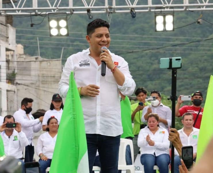 Ratifica INE triunfo de Ricardo Gallardo