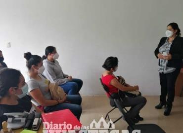 Iniciaron talleres de para el autoempleo