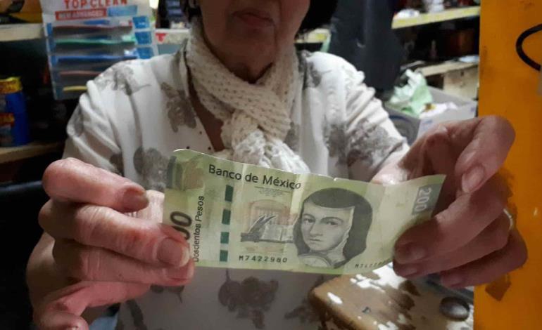 Circulan billetes falsos