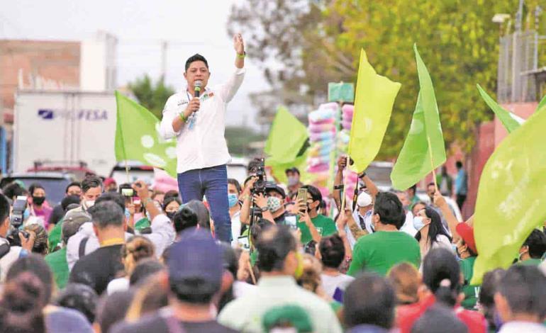 INE ratifica el triunfo de Ricardo Gallardo