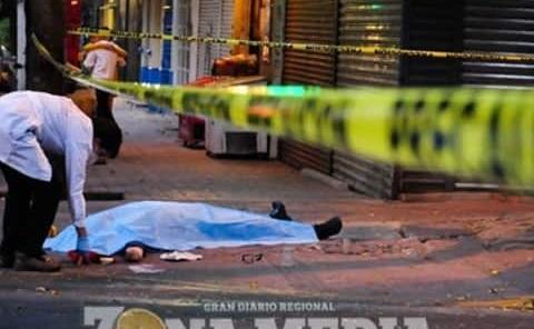 802 homicidios en SLP en el 2020