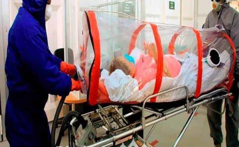 Sobrepasó los 40 mil casos de coronavirus