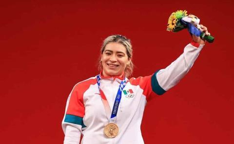 Aremi consigue el tercer bronce olímpico para México