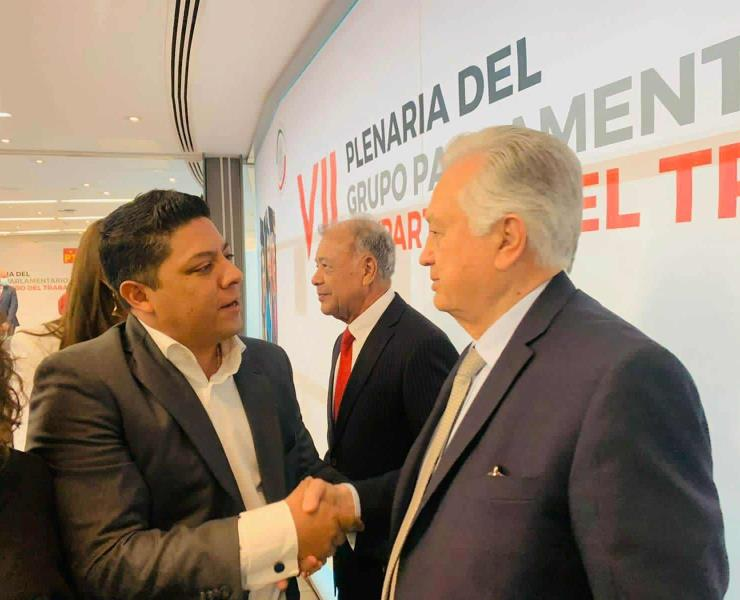 Comenzará Gallardo reuniones con titulares de carácter Federal