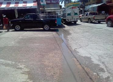 Insalubridad afecta al Mercado Municipal