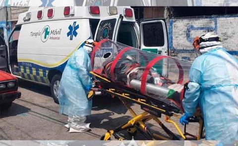 Hospitales sin camas para pacientes Covid