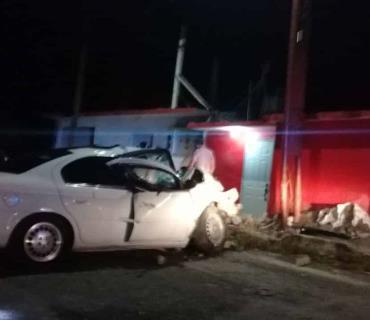 Mujer se mató en accidente