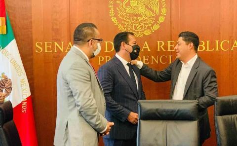 Ricardo Gallardo hará historia en SLP