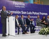 Destaca Carreras inversión de 10 MMD en San Luis
