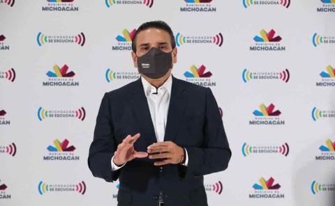 Denunciaron diputados a ´gober´ de Michoacán