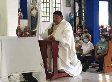 Llegó nuevo sacerdote