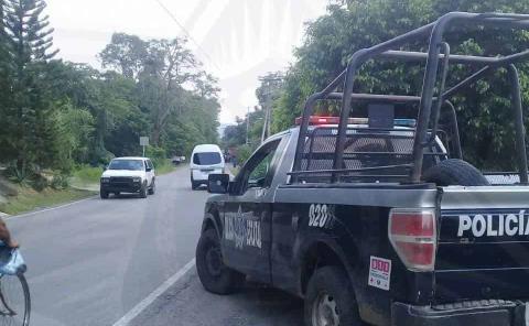 Realizan agentes operativos en municipios; buscar inhibir delitos