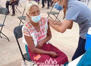 Culminó jornada de vacunación anticovid