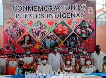 Celebran Día de los Pueblos Indígenas