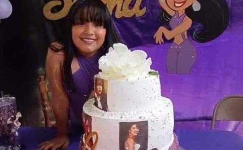 Milagros Velázquez celebró sus 9 años