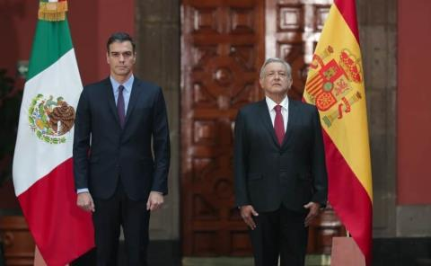 México y España crispan su relación bilateral