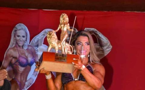 Tannia Ortiz Ávila brillante deportista