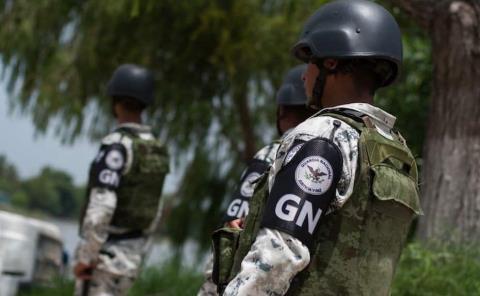 SLP sí tendría refuerzos de la Guardia Nacional