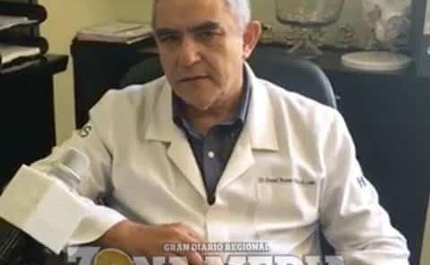 Gallardo nombró su Secretario de Salud