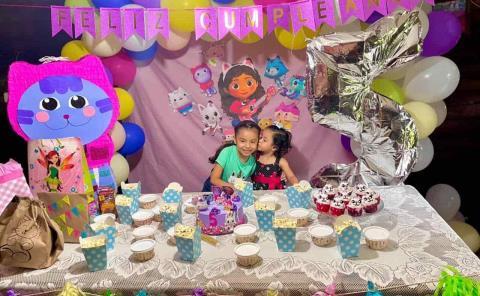 5º aniversario de Mila Lucero