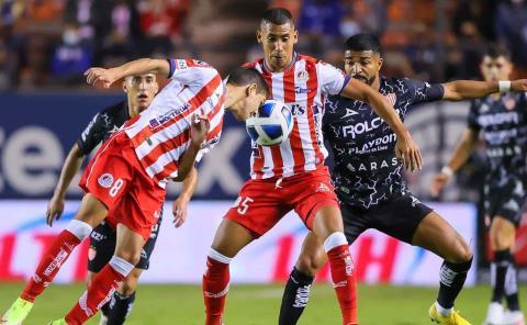 Viene el Atlético San Luis