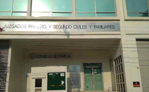 Personal de Juzgados Civiles contagiados de Covid-19