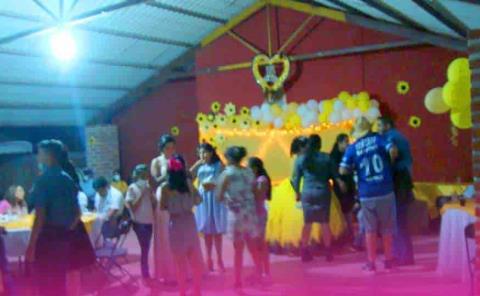 Pura fiesta: no paran ´las pachangas´ en Tamazunchale