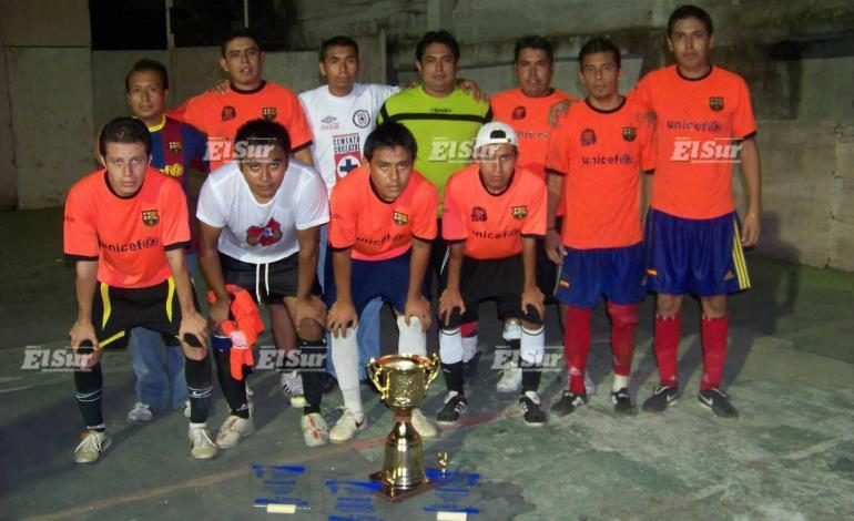 Club Leones campeón