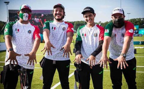 Potosino Rodrigo Olvera gana oro en mundial juvenil