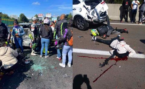 6 muertos en grave accidente