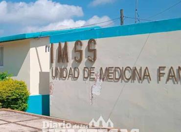 Personal del IMSS desatiende áreas