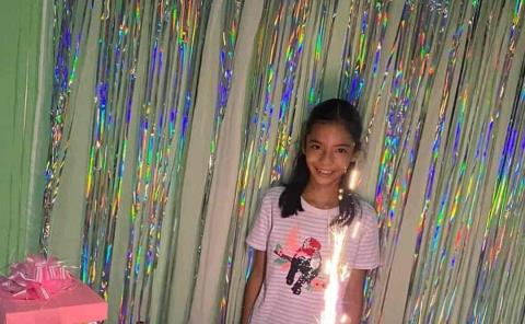Cumpleaños 9 de Alexa Jamilet