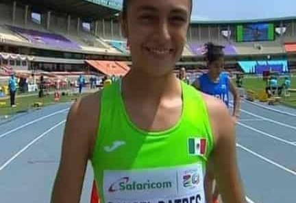 Potosina Lorena Rangel califica a semifinales