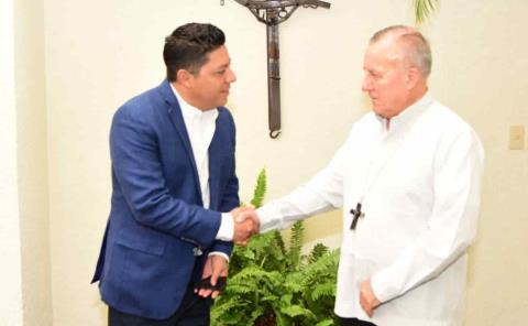 Iglesia apoyará a Ricardo Gallardo