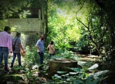 Alcalde realizará  proyecto hídrico