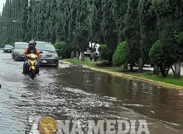Sectores inundado