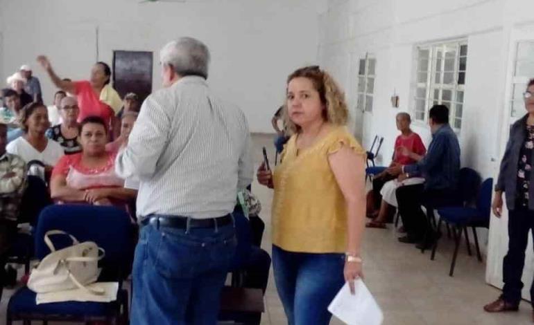 """Infestado de Covid Ejido """"Las Palmas"""""""